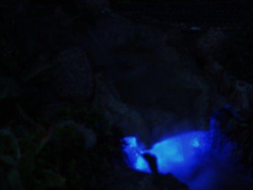 Quellschale Weser Granit Gfk LED Wasserfall Bachlauf als Quelle für unseren