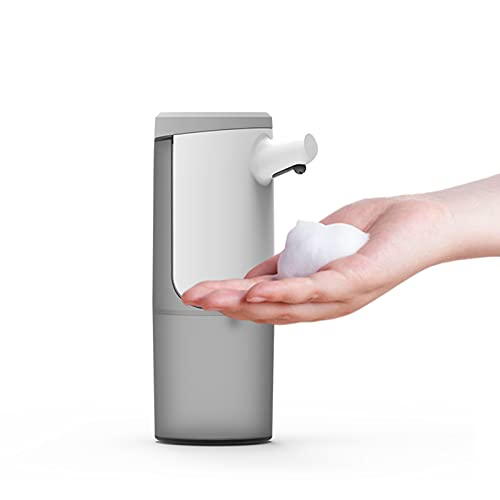 Dispensador de jabón automático inteligente sin contacto, dispensador de jabón líquido, resistente al agua, adecuado para escuelas, apartamentos, hoteles, oficinas