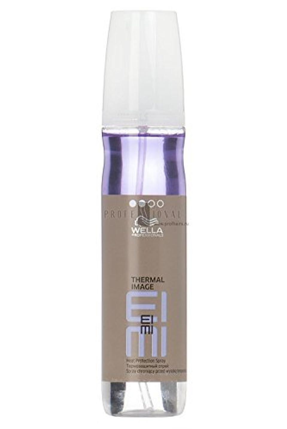 鎮痛剤養う別のWella EIMI Thermal Image - Heat Protection Spray 150 ml [並行輸入品]