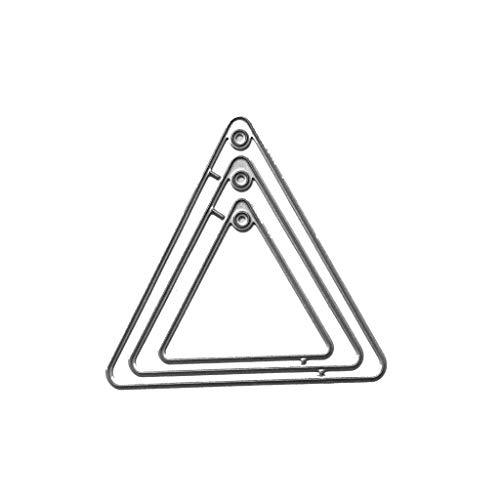 Qiman Triángulo de día Perforadora–Troquel