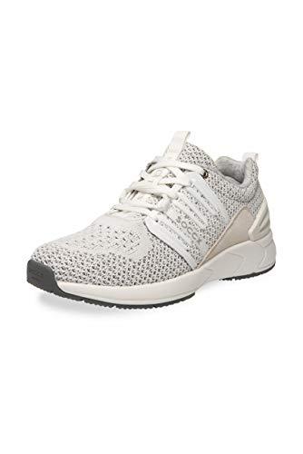 SOCCX Damen Premium Sneaker mit Strick-Struktur