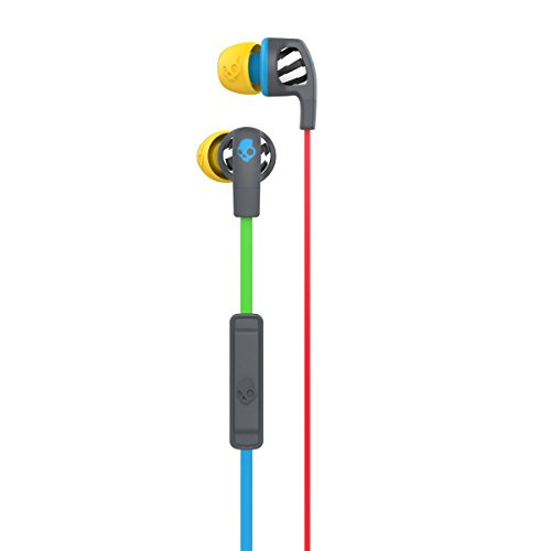 Skullcandy Bluetooth-Headset (Grau/Speckle/Miami)