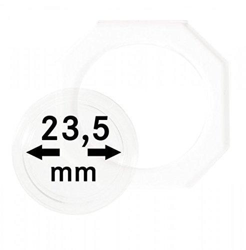 Lindner OS235 Octos pour monnaies 23,5 mm