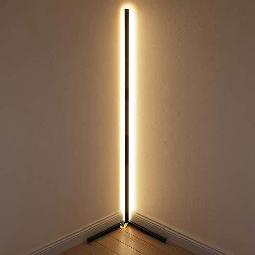 DSENIW QIDOFAN stehleuchte Moderne LED-Stehleuchte Variable Farbe Led Corner Stehleuchte Wohnzimmer Stehleuchten Dekor Beleuchtung Fußboden-Licht Startseite Stehleuchte Innen