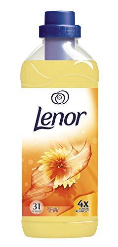 Lenor Weichspüler Conditioner, 930 ml, 31 Waschgänge 930ml (31 loads) gelb