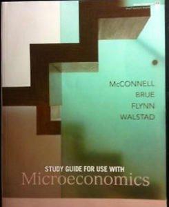 Title: MICROECONOMICS-STD.GDE.