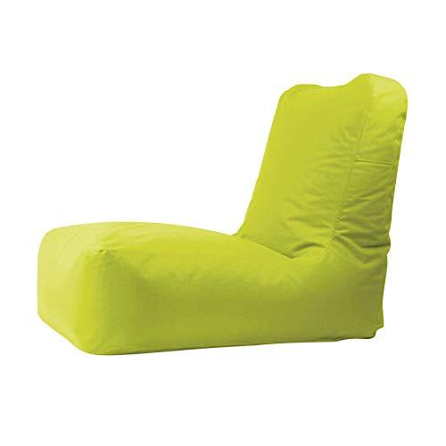 ikarus Bomenda Sitzsack 105 x 65 cm - senf
