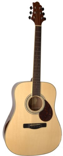 Samick Greg Bennett Design D5 Acoustic Guitar, Natural