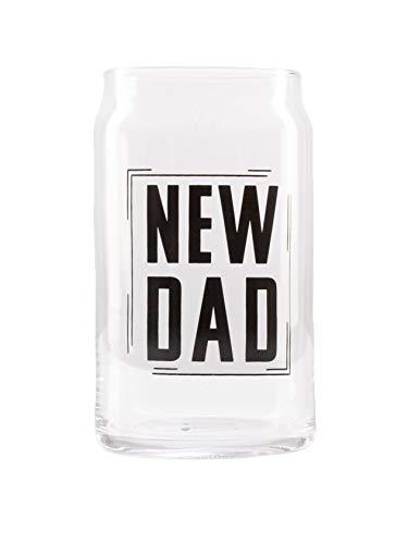 Pearhead Nieuwe Papa Bier Glas, 227 g