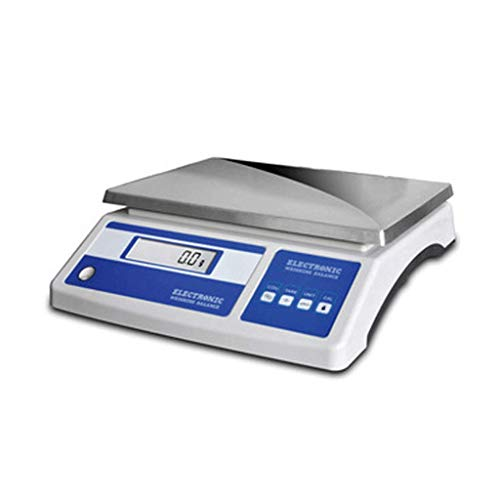 Best Buy! ZYY Electronic Scale, LCD Display High Precision Multi-Functional 5.5kg/0.1g Jewelry Medic...