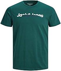 JACK & JONES Camiseta Manga Corta Hombre Original JORMANTHOL