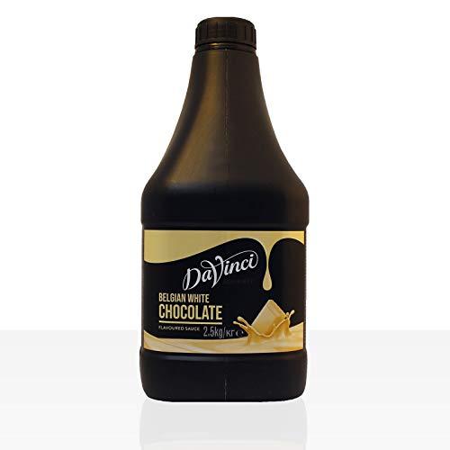 Da Vinci Gourmet Soße Weiße Schokolade 2,5 kg