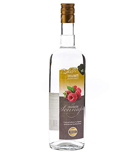 Dolomiti Himbeer Schnaps Premium 35% Vol. 1,0 Liter