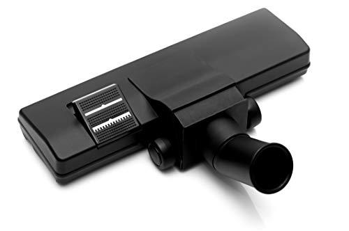 32mm Easy & Clean Staubsaugerdüse, Bodendüse für AEG Electrolux Philips, einsetzbar auf Parkett, Teppich, Laminat, PVC, Fliesen