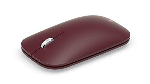 Surface モバイル マウス バーガンディ KGY-00017