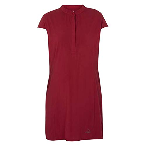 McKINLEY Damen Alany Kleid, Red Dark, 46