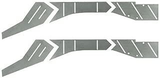 RuffStuff Specialties Jeep XJ Cherokee Unibody Front Frame Reinforcement Rail Kit
