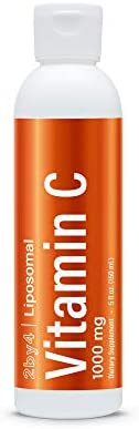 Liposomal Liquid Vitamin C Non GMO Ascorbic Acid Antioxidants Supplement Immunity Booster with product image
