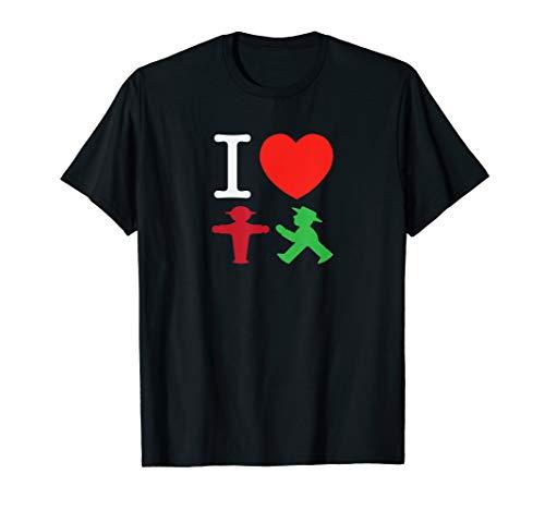 I Love Ampelmanchen T-Shirt
