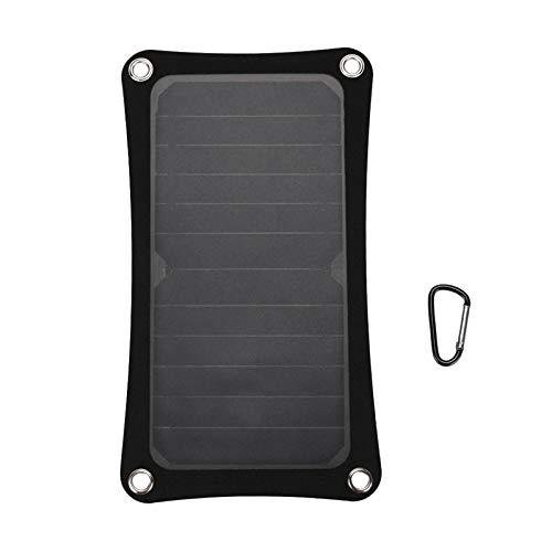 ZUEN 6V 6.5W Im Freien Beweglicher Monokristalline Solarmodul Solarzelle DIY Battery Power Charging Bewegliche Notstromversorgung