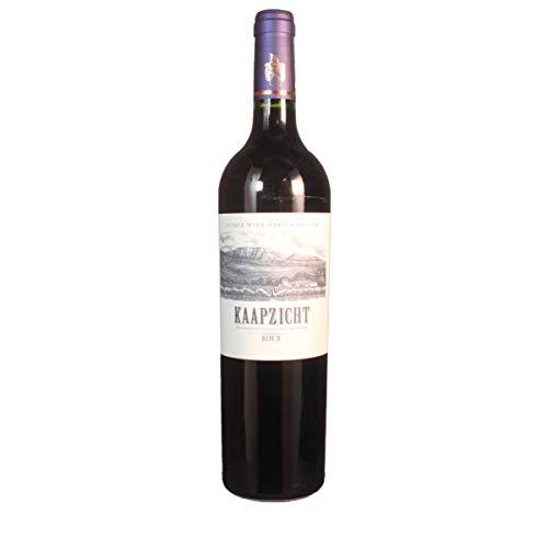 Kaapzicht 2015 Kaapzicht Bin3 Merlot & Cabernet Sauvignon 0.75 Liter