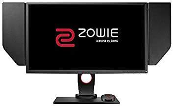 $649 » BenQ Zowie XL2746S 27 inch 240Hz Gaming Monitor | 1080p 0.5ms | Dynamic Accuracy Plus & Black Equalizer for Competitive Edge | S-Switch for Custom Display Profiles | Shield | Height Adjustable Stand