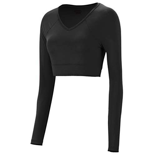 Augusta Sportswear Women's Small 9012, Black