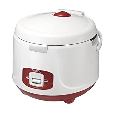 Cuckoo Electric Heating Rice Cooker CR-1055 (Red/White)
