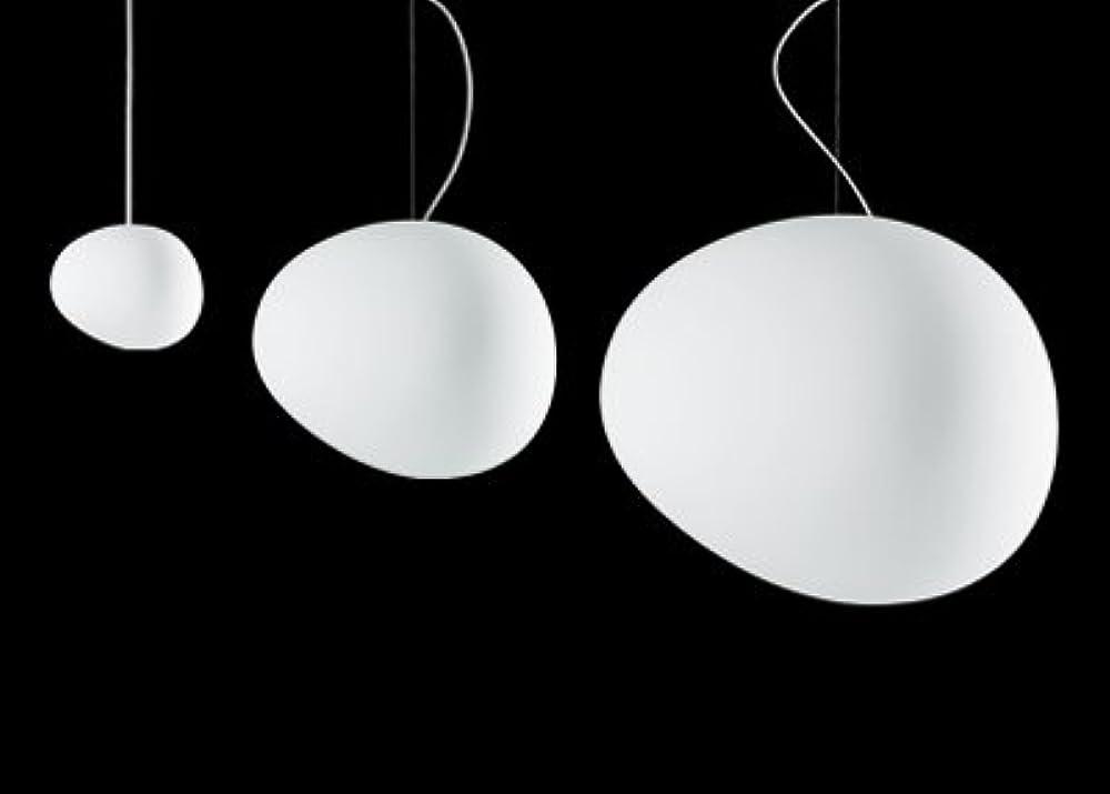 Foscarini gregg piccola lampada sospensione, bianco 1680072 10