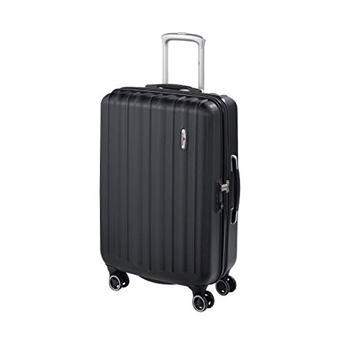 Hardware Profile Plus 4-Rollen-Trolley 66 cm Black Grained