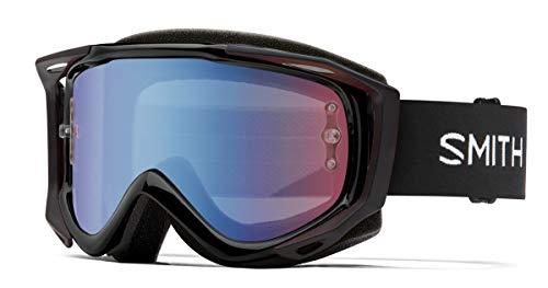 Smith Fuel V.2 SW-X M - Máscara de Bicicleta de montaña para Adulto, Unisex, Color Negro, Talla única