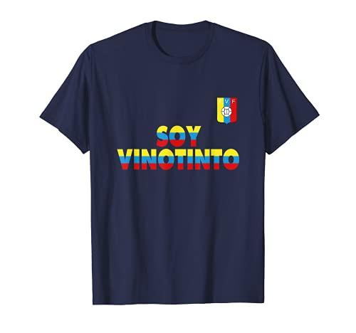 Venezuela 'Soy Vinotinto' Camiseta
