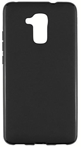 mumbi Hülle kompatibel mit Honor 5C Handy Case Handyhülle, schwarz - 5
