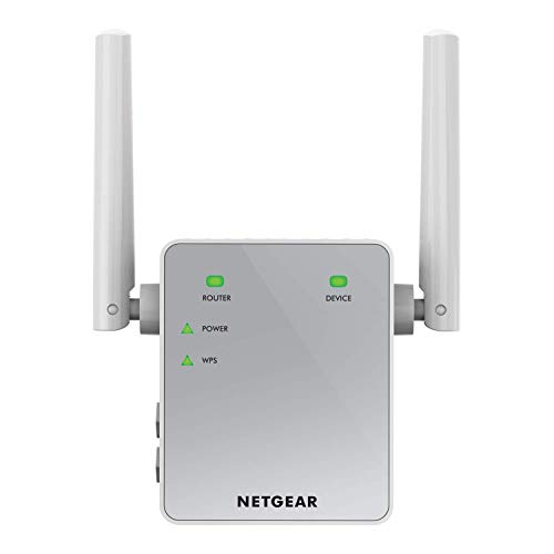 NETGEAR WiFi Booster Range Extender - Covers up to 1000 sq ft and 15...