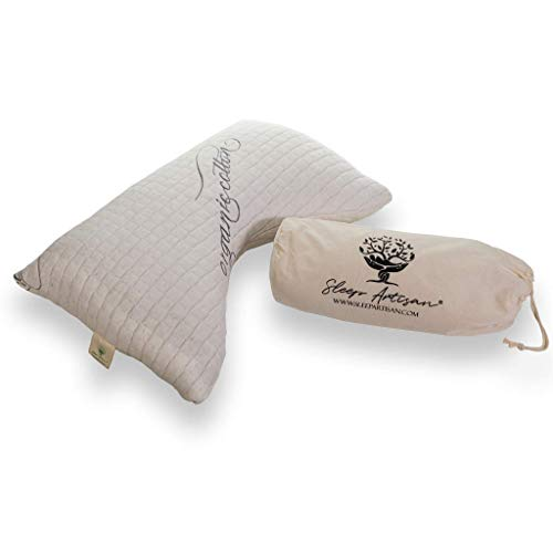 Side Sleeper Pillow by Artisan Store