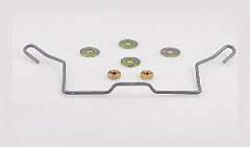 Geberit 551067000 Bevestigingselement voor de halfzuilen van wastafels (1 x beugel, 2 x moer, 4 sluitringen)