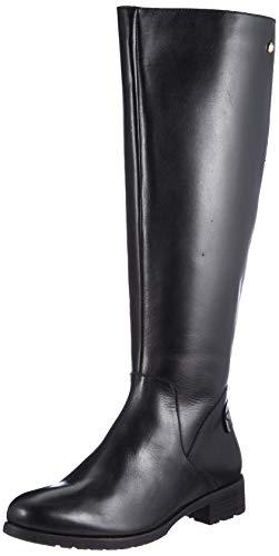 Salamander Damen MILINI Langschaft-Stiefel, BLACK, 40 EU