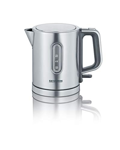 SEVERIN WK 3415 Wasserkocher, kompakt schnell und BPA-frei, 2400 W, 1,0 Liter