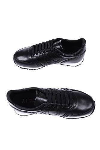 Armani Jeans Sneaker Hombre Zapatillas Negro