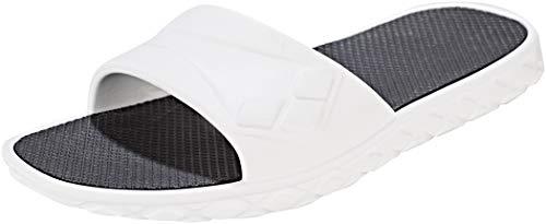 Arena Damen Badesandale Watergrip Aqua Schuhe, Weiß (White-Black 159), 38 EU