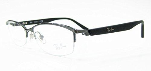 【RayBan】 レイバン サングラス 正規品 レイバン メガネ RX8731D 1047 55 Ray-Ban 伊達メガネ 眼鏡 ■フレームカラー:ブラッシュドガンメタル