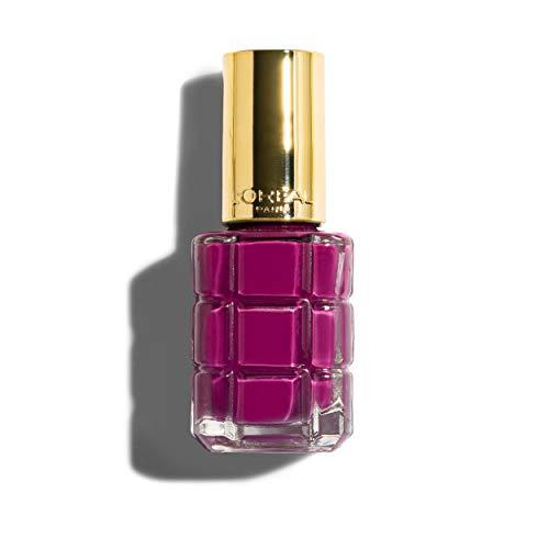 L'Oreal Paris Color Riche Le Vernis mit Öl Nagellack 332Violett 5ml