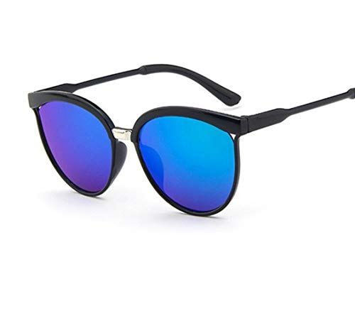 Conductor Gafas Hombres Mujeres Cuadrado gafas de espejo de gran tamaño de la vendimia Gafas Gafas de deporte al aire libre de coches de conducción 8 colores Gafas de sol polarizadas ( Color : Green )