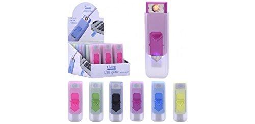 CHAMP USB Smart Feuerzeug High Power Long Life Wiederaufladbare Zelle Keine Flamme Kein Gas nachfüllbar Hohe Qu