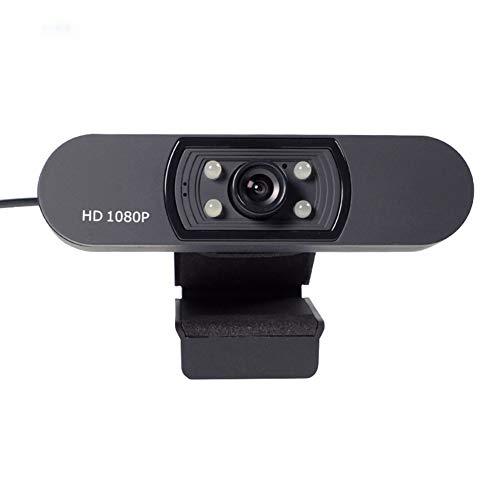 LQ 1080P Webcam, Hdweb Camera met ingebouwde HD Microfoon 1920 X 1080P USB Web Cam, Breedbeeld Video
