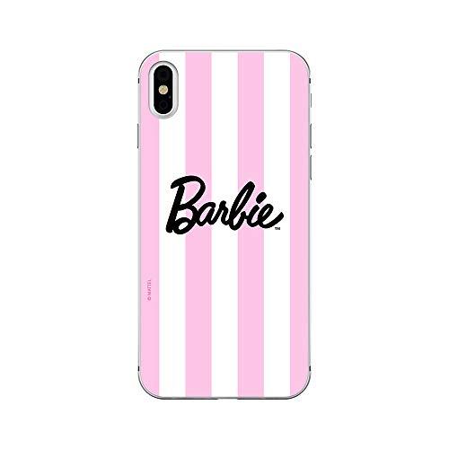 Ert Group Estuche para iPhone XS MAX Barbie Original con Licencia Oficial, Carcasa, Funda, Estuche de Material sintético TPU-Silicona, Protege de Golpes y rayones, Multicolor