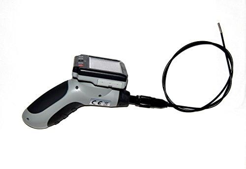 "Vividia Mini 3.9mm Photo & Video Recordable Flexible Inspection Camera Borescope Endoscope with Wireless 3.5"" LCD Monitor"