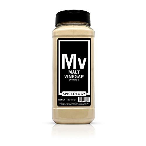 Malt Vinegar Powder - Spiceology Spray-dried Malt Vinegar