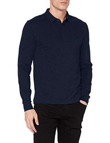 Lacoste PH2481 Polo, Azul (Marine), Medium (Talla del Fabricante: 4) para Hombre