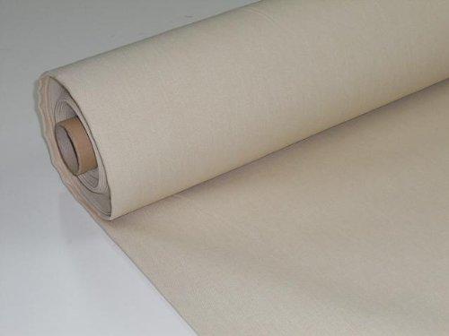 Confección Saymi Metraje 0,50 MTS. Tejido Lona acrílica, Color Crudo, con Ancho 3,20 MTS.